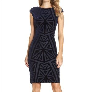 Vince Camuto perfect condition sheath dress